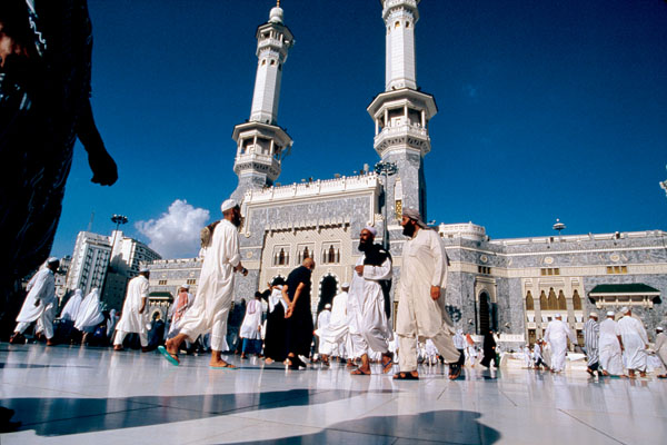 Inside Mecca - Photo Gallery - Anisa Mehdi