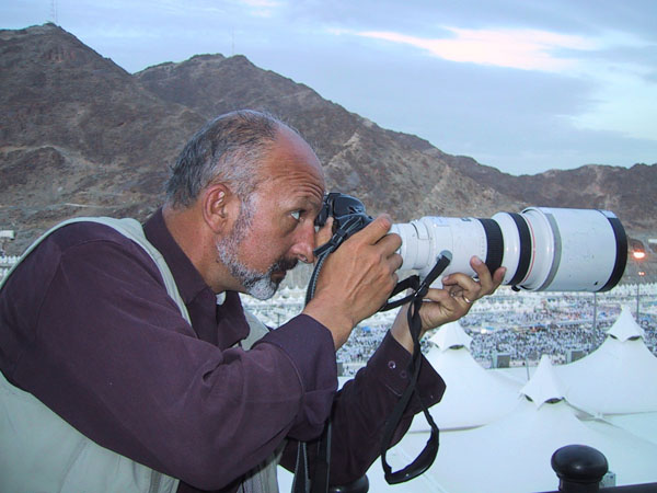 a documentary inside mecca a national geographic film National geographic television has produced several films on reza's work, one   director for national geographic's best-viewed documentary, 'inside mecca.